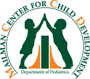 UM / Mailman Center for Child Development Logo